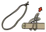 固定・運搬用ロープ