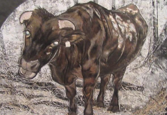 フクシマ 白血病牛