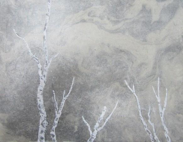 木の描き方ー1