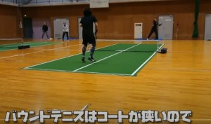 BT練習試合