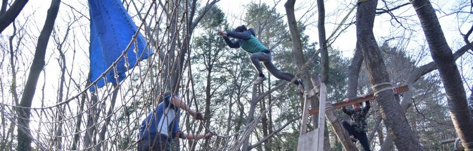 神奈川県相模原市で 「冒険遊び場(プレイパーク)」を作る活動をしています