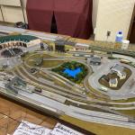 相模原で鉄道模型